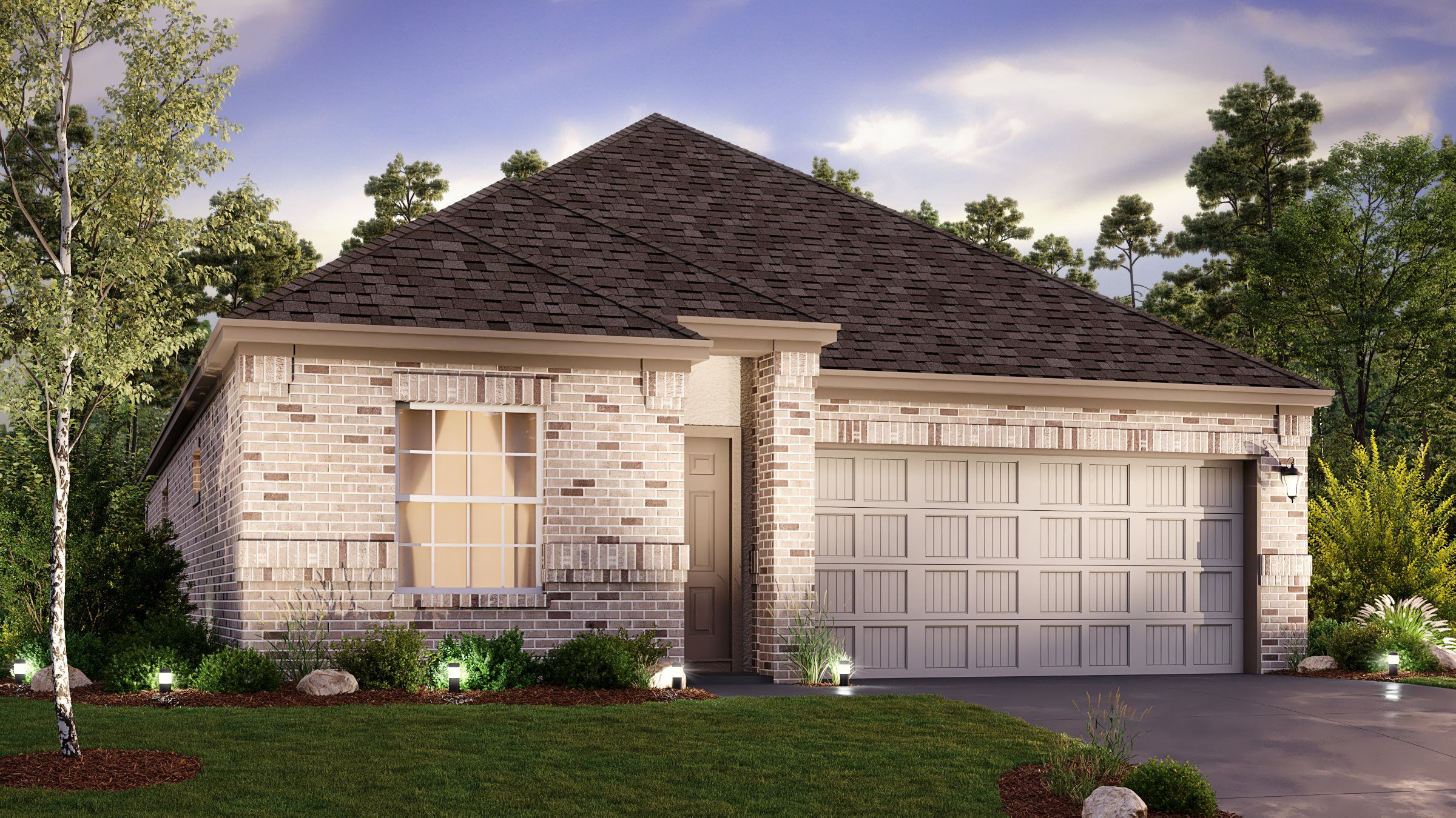 Exterior featured in the Duff By Lennar in Austin, TX