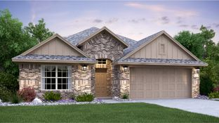 Gilson - The Crossings - Brookstone II Collection: New Braunfels, Texas - Lennar