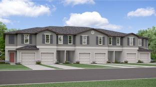 Glenmoor - Touchstone - The Townhomes: Tampa, Florida - Lennar