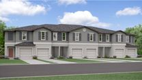 Touchstone - The Townhomes by Lennar in Tampa-St. Petersburg Florida