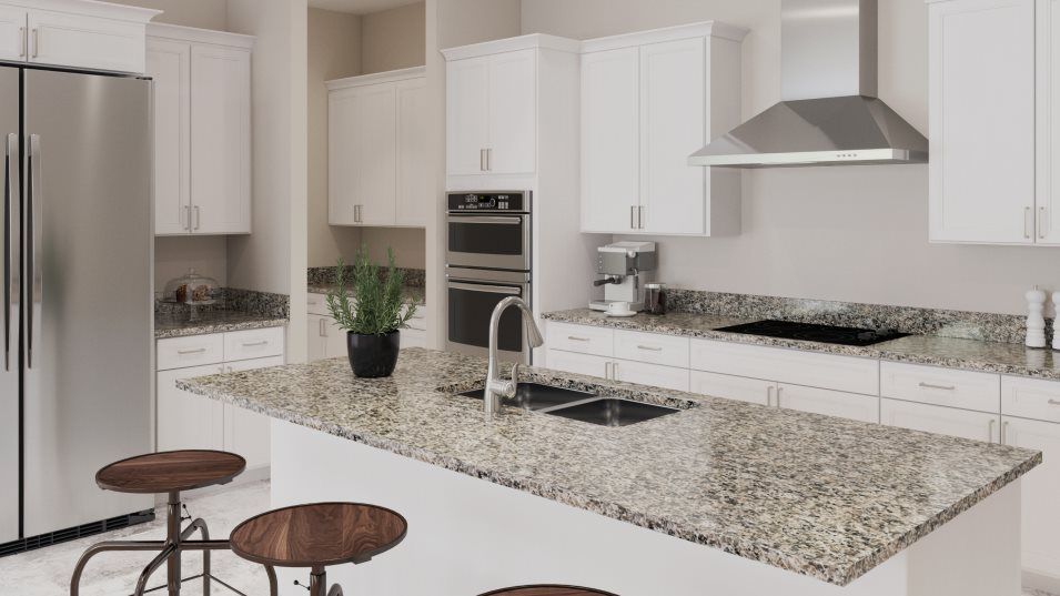 Kitchen featured in the Argent By Lennar in Tampa-St. Petersburg, FL