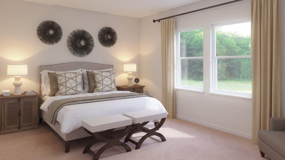 Bedroom featured in the Argent By Lennar in Tampa-St. Petersburg, FL