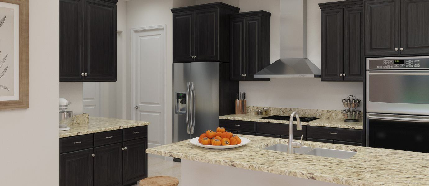 Kitchen featured in the Eventide By Lennar in Tampa-St. Petersburg, FL