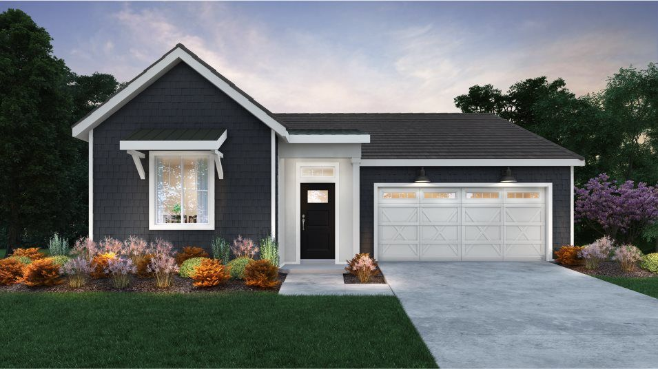 Exterior featured in the Olive By Lennar in Bakersfield, CA