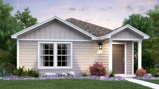 Montour - Mission Del Lago - Barrington, Cottage, Watermill, SH, BV: San Antonio, Texas - Lennar