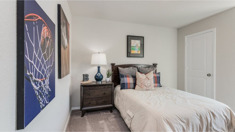 Bedroom featured in the Selsey By Lennar in San Antonio, TX