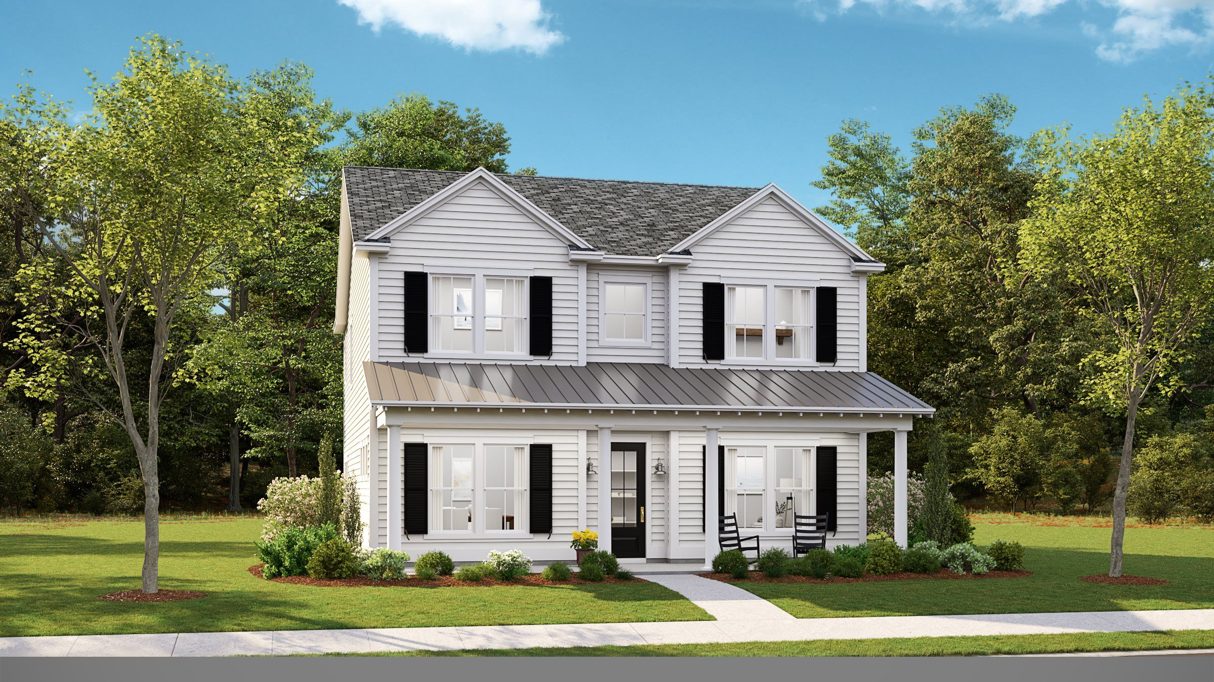 Exterior featured in the COOSAW By Lennar in Charleston, SC