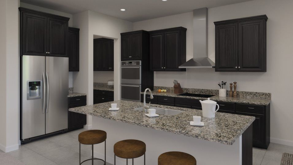 Kitchen featured in the Halos By Lennar in Tampa-St. Petersburg, FL