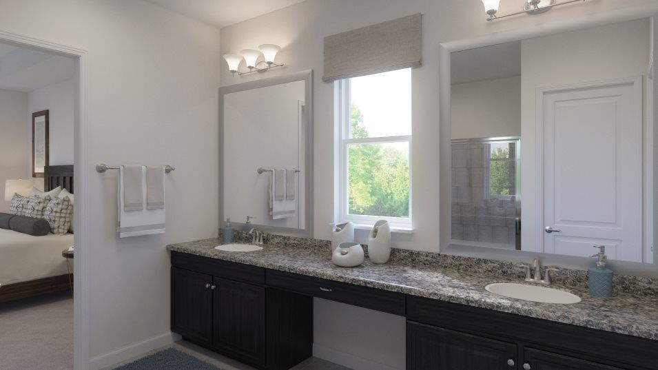 Bathroom featured in the Halos By Lennar in Tampa-St. Petersburg, FL