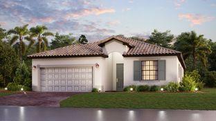 Capri - Verdana Village - Executive Homes: Estero, Florida - Lennar