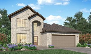 Larkspur II - Delany Cove - Wildflower II Collections: La Marque, Texas - Lennar