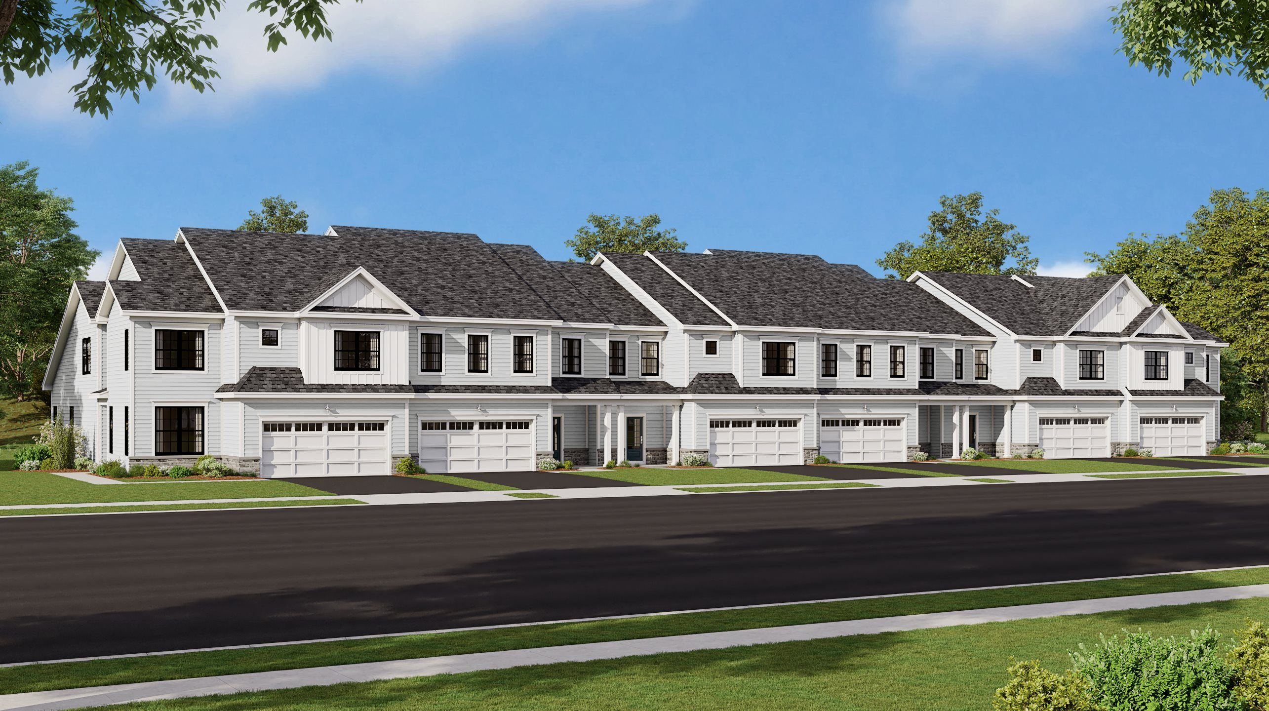 Exterior featured in the Maple By Lennar in Morris County, NJ