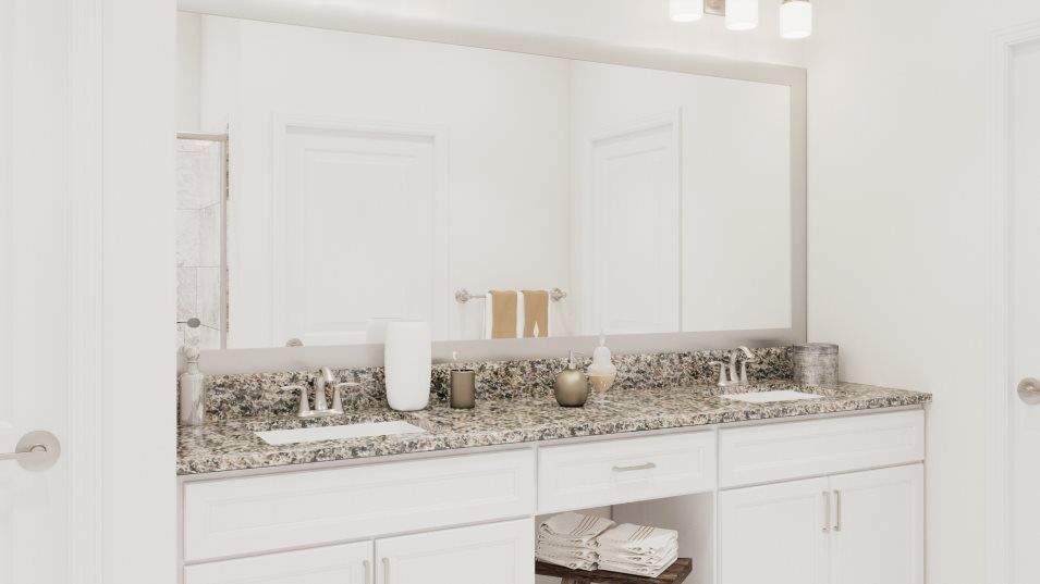 Bathroom featured in the Morningtide By Lennar in Tampa-St. Petersburg, FL