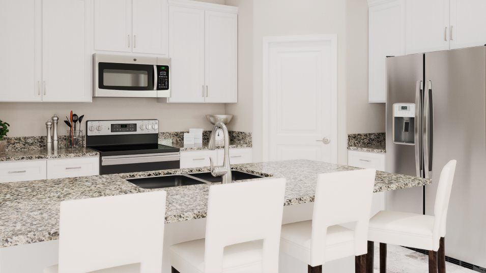 Kitchen featured in the Morningtide By Lennar in Tampa-St. Petersburg, FL