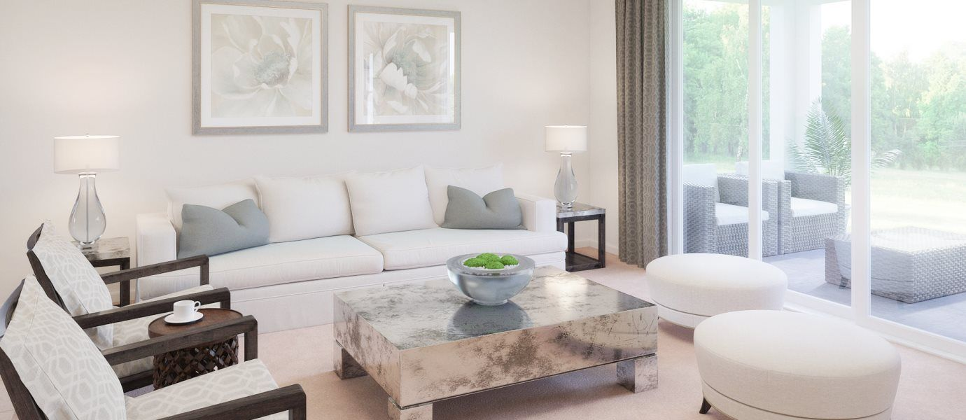 Living Area featured in the Splendor By Lennar in Tampa-St. Petersburg, FL