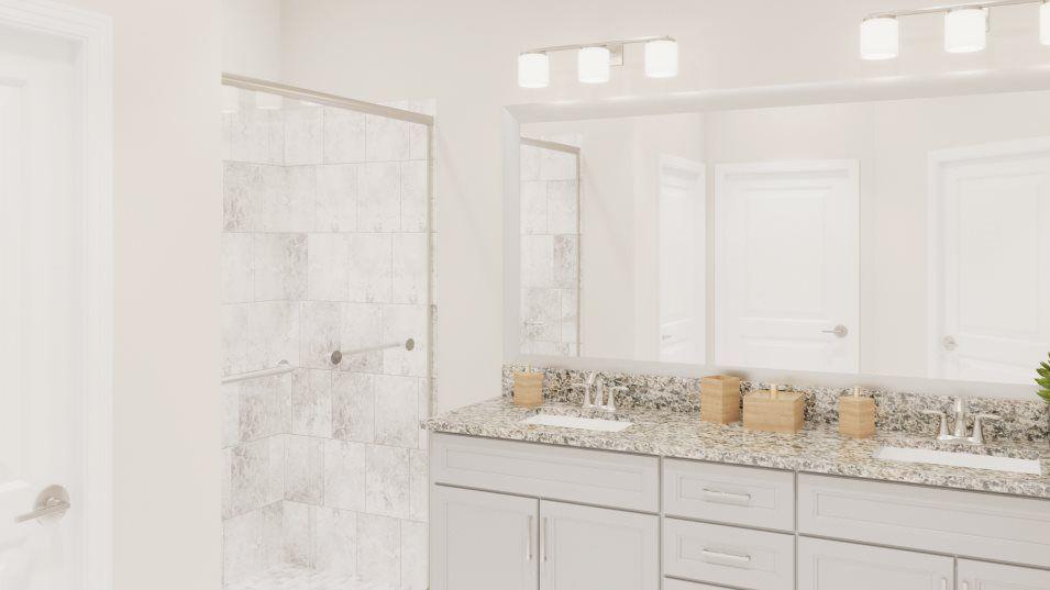 Bathroom featured in the Splendor By Lennar in Tampa-St. Petersburg, FL