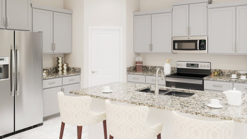 Kitchen featured in the Splendor By Lennar in Tampa-St. Petersburg, FL