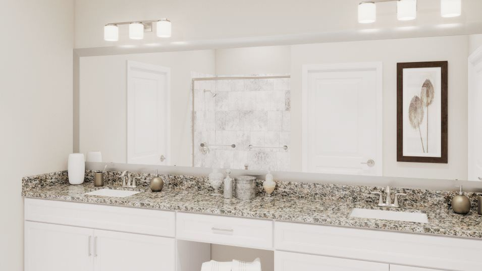 Bathroom featured in the Sunburst By Lennar in Tampa-St. Petersburg, FL