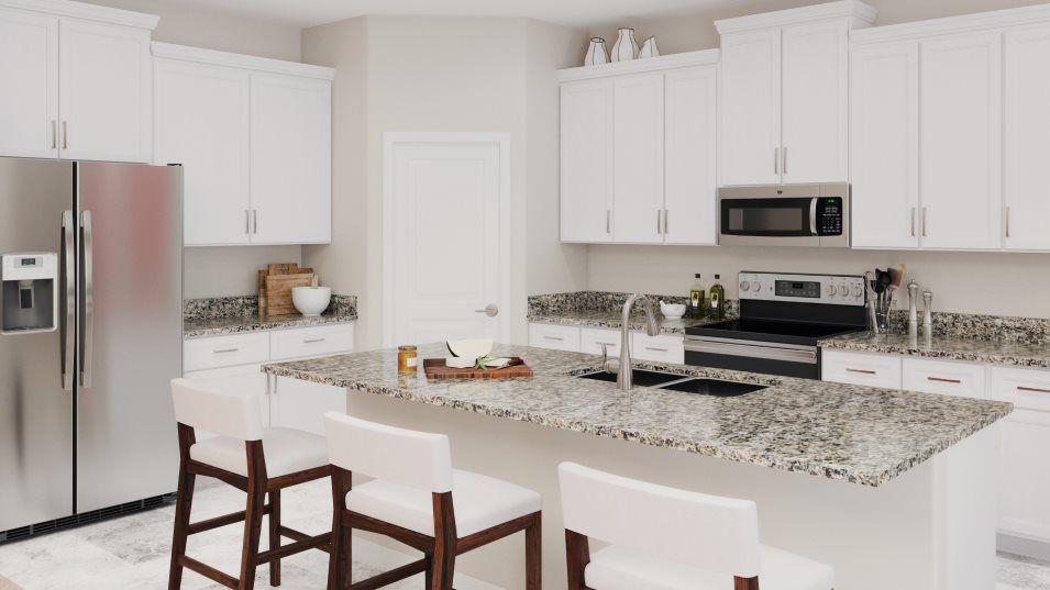 Kitchen featured in the Sunburst By Lennar in Tampa-St. Petersburg, FL