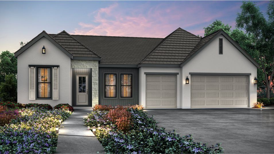 Exterior featured in the Cathedral By Lennar in Fresno, CA