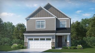 Somerset III - 5401 North - Sterling Collection: Raleigh, North Carolina - Lennar
