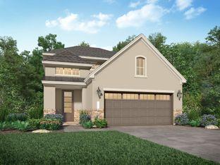 Montecito - Woodtrace - Avante Collection: Pinehurst, Texas - Village Builders