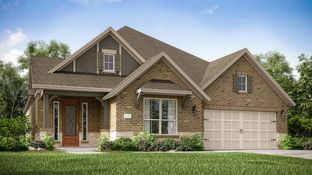 Northborough - Towne Lake - Cambridge, Icon & Provence Collections: Cypress, Texas - Village Builders