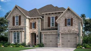 Amesbury - Towne Lake - Cambridge, Icon & Provence Collections: Cypress, Texas - Village Builders