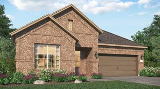 Summerville - Towne Lake - Cambridge, Icon & Provence Collections: Cypress, Texas - Village Builders