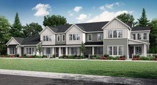 Plan 502R - Green Gables Townhomes - The Lakeside Collection: Lakewood, Colorado - Lennar
