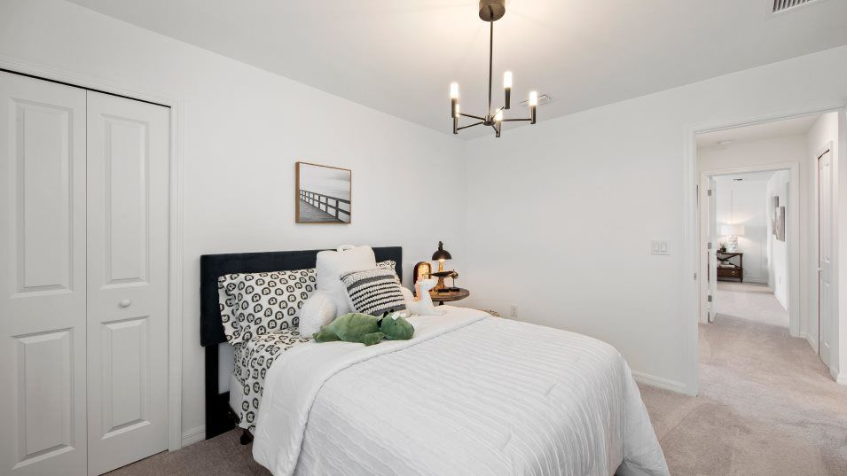 Bedroom featured in the Amalfi By Lennar in Punta Gorda, FL