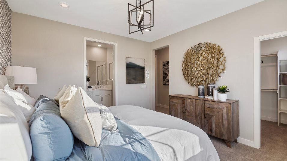 Bedroom featured in the Willow 1BR By Lennar in Los Angeles, CA