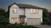 Katy Crossing - Magnolia Collection by Lennar in Houston Texas