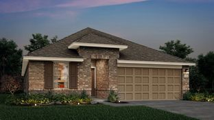 Grayson - Vanbrooke - Magnolia Collection: Brookshire, Texas - Lennar