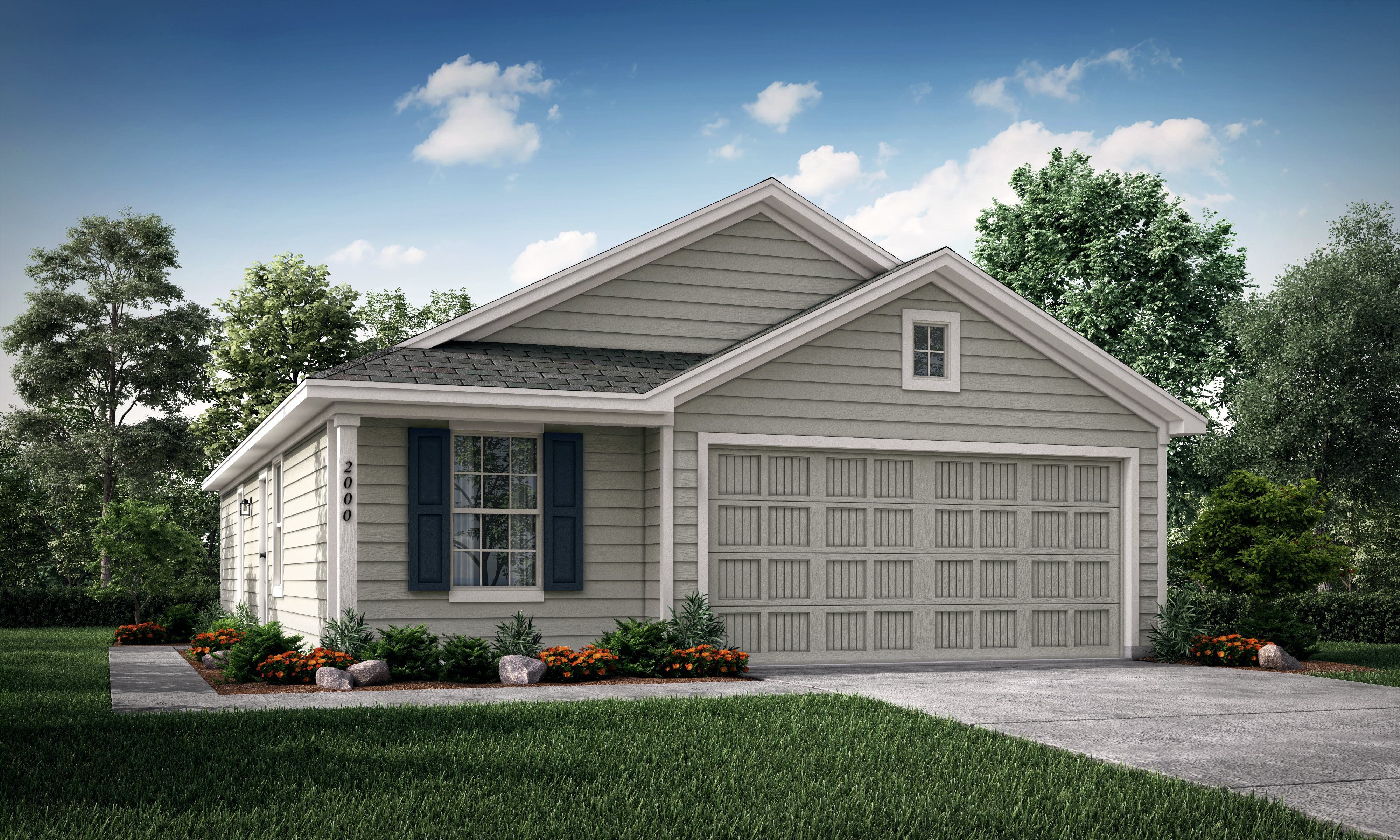 Exterior featured in the Grove By Lennar in Dallas, TX