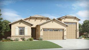 Outlander II Plan 5581 - Dobbins Village - Destiny: Laveen, Arizona - Lennar