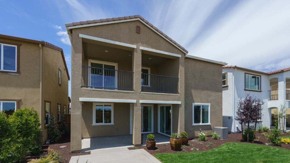 Exterior featured in the Residence 2114 By Lennar in Sacramento, CA