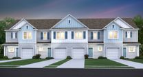Longleaf - Longleaf Townhome Collection by Lennar in Jacksonville-St. Augustine Florida