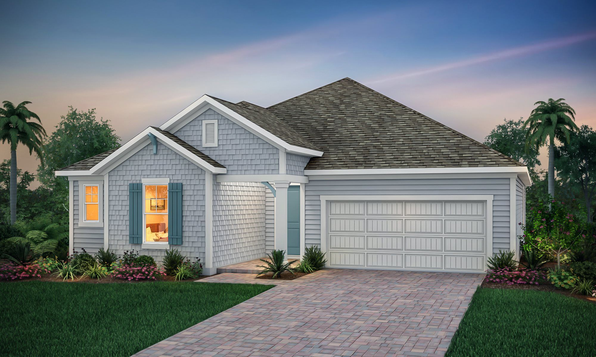 Exterior featured in the Barton By Lennar in Jacksonville-St. Augustine, FL