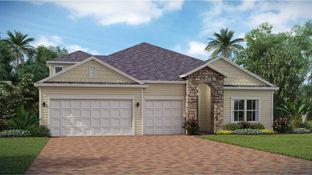 MEDALLION - Tributary - Tributary Imperial Collection: Yulee, Florida - Lennar
