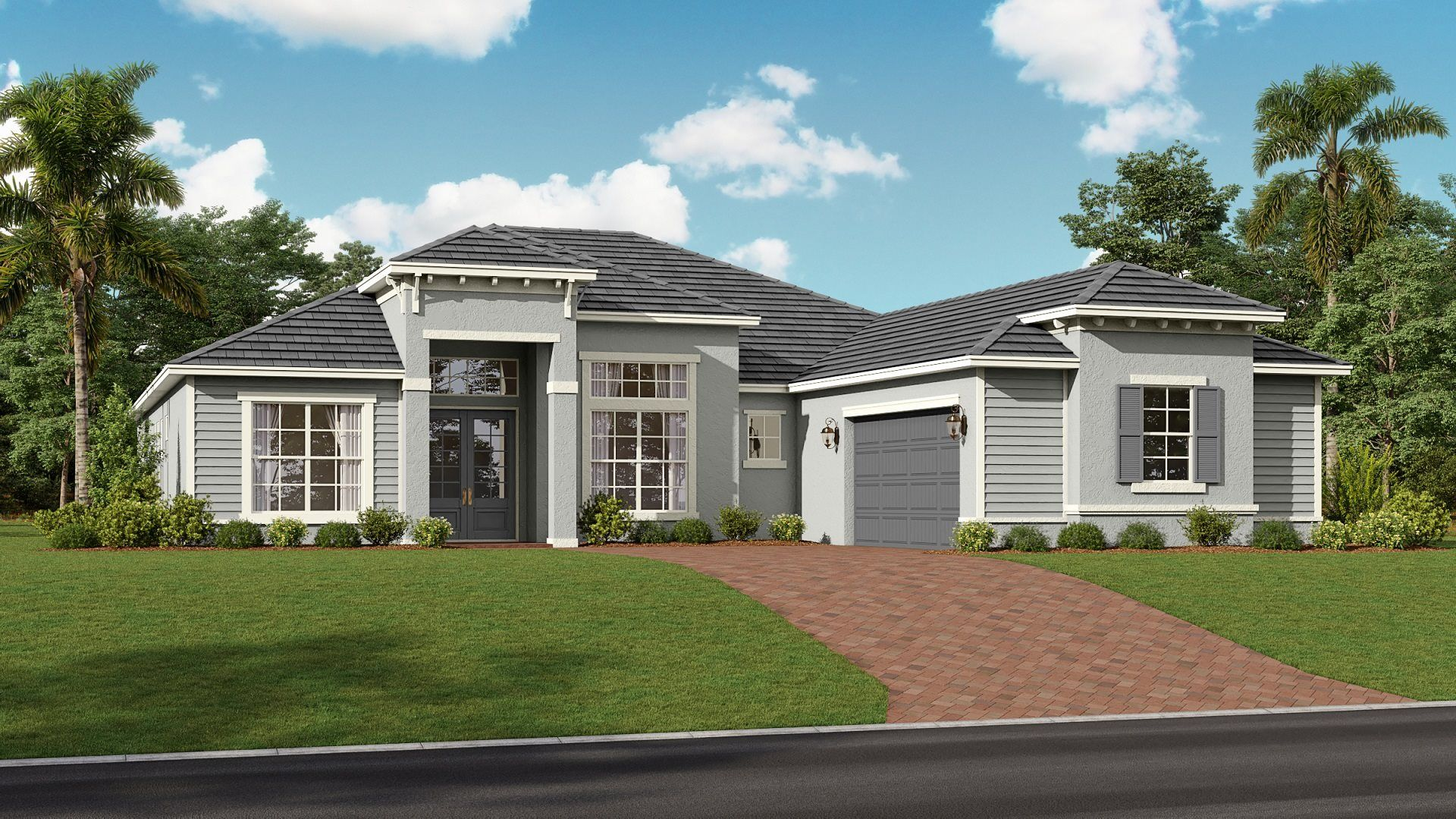 Exterior featured in the Bougainvillea II By Lennar in Naples, FL
