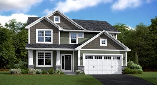 Lewis - Tavera - Discovery Collection: Corcoran, Minnesota - Lennar