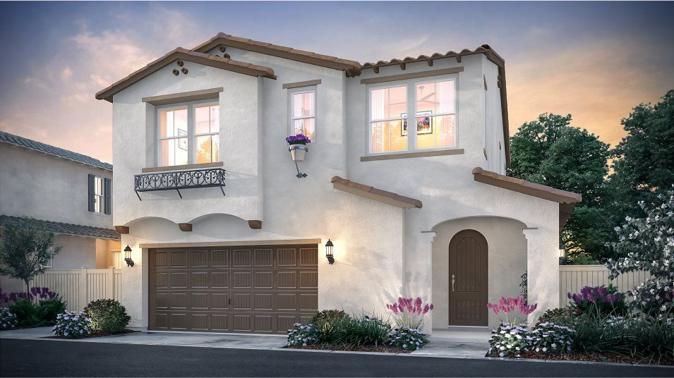 Exterior featured in the Treviso 3 By Lennar in San Diego, CA