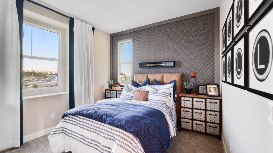 Bedroom featured in the Treviso 3 By Lennar in San Diego, CA