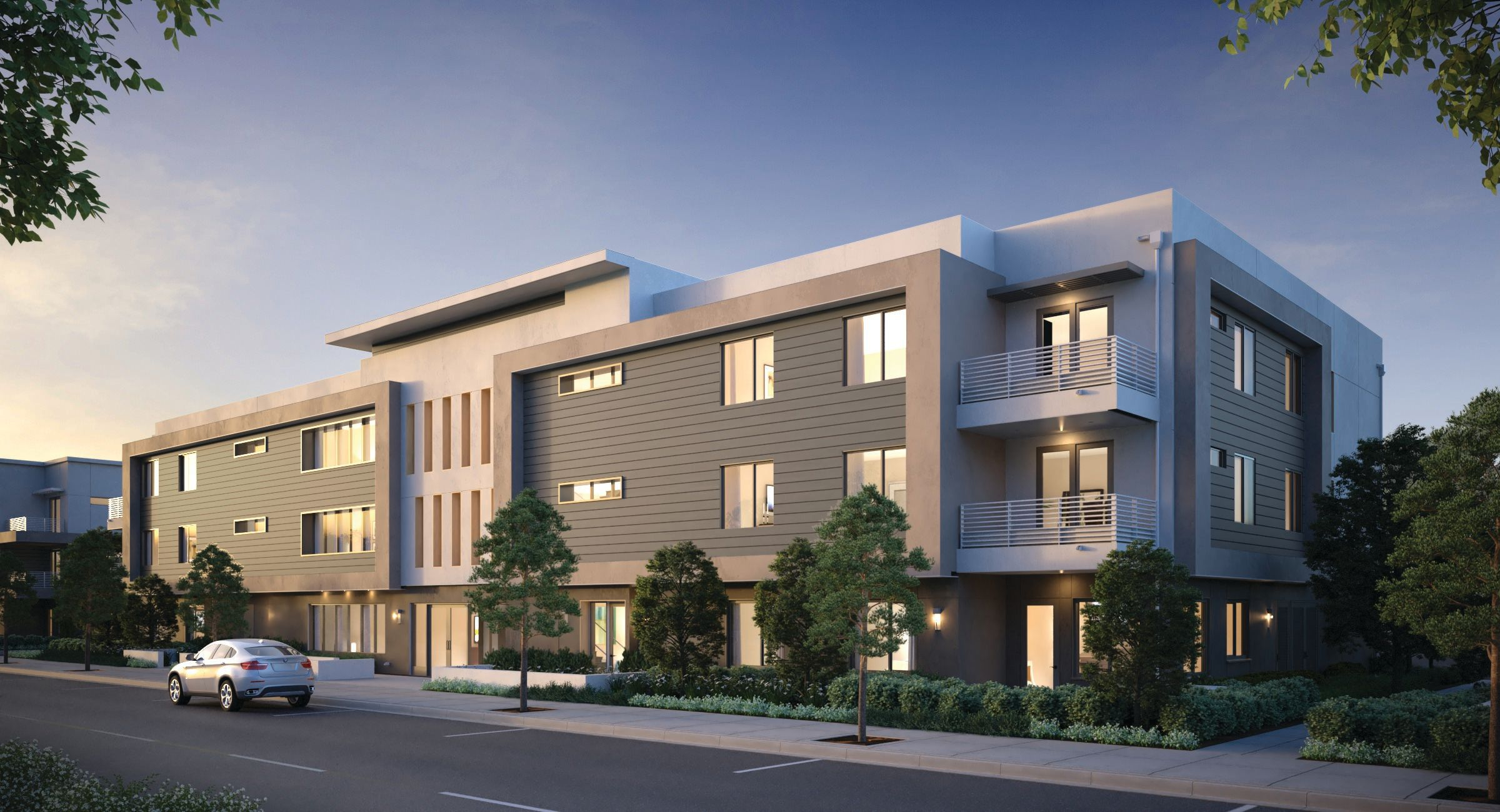 Exterior featured in the Alia 4 By Lennar in Orange County, CA