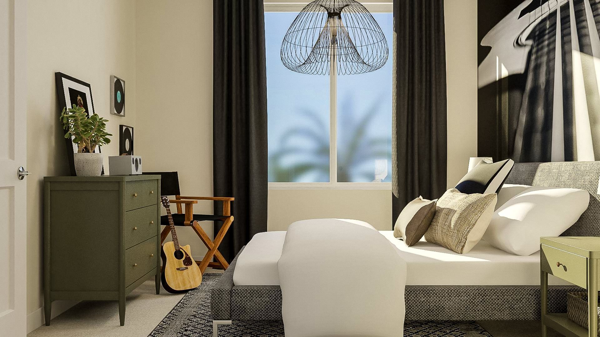 Bedroom featured in the Alia 4 By Lennar in Orange County, CA