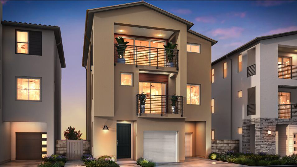 Exterior featured in the Soria 2 By Lennar in Orange County, CA