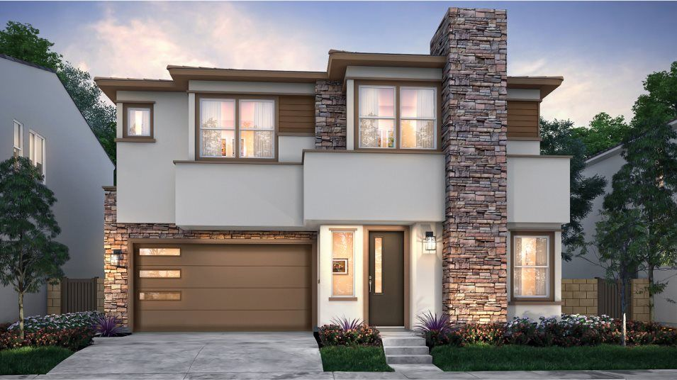 Exterior featured in the Amara 2 By Lennar in Orange County, CA
