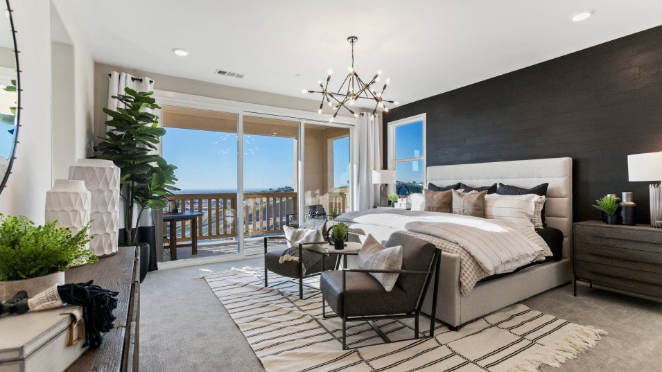 Bedroom featured in the Amara 2 By Lennar in Orange County, CA