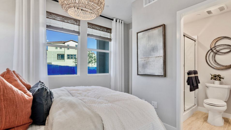 Bedroom featured in the Covera 2 By Lennar in Orange County, CA